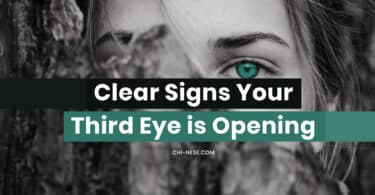 signs your third eye is opening