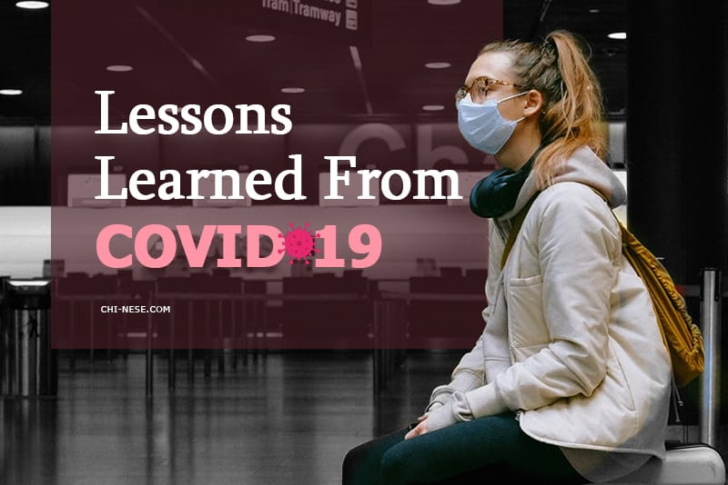 lessons learned from covid-19