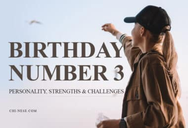 birthday number 3