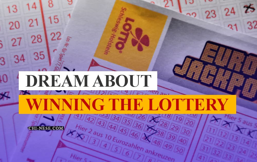 dream about winning the lottery