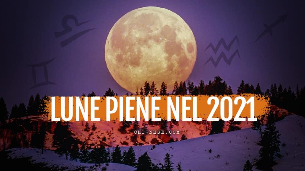 lune piene nel 2021