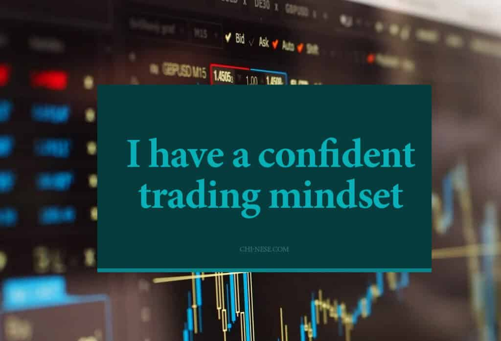affirmations for stock traders