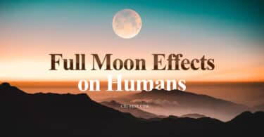 full moon effects on humans