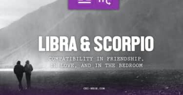 libra and scorpio compatibility